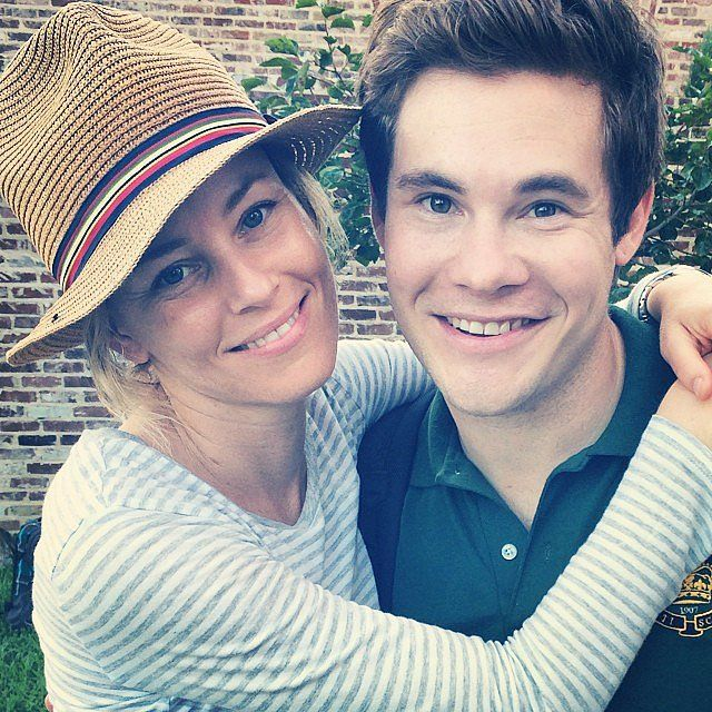 Elizabeth Banks and Adam DeVine