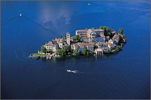 San Giulio Island by Italian Lakes Wedding, via Flickr
