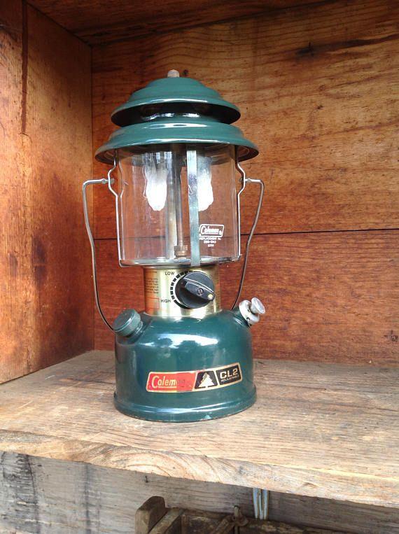 Coleman Lantern Gas Lantern Prepper/Preparedness Supply