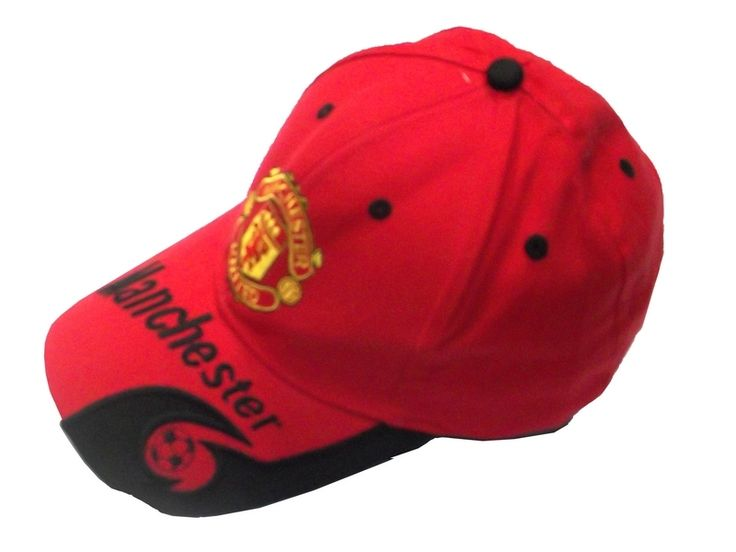 Кепка ФК Манчестер Юнайтед