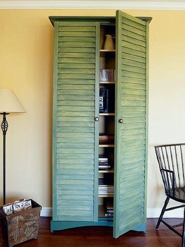 Картинки по запросу состаренные жалюзийные двери