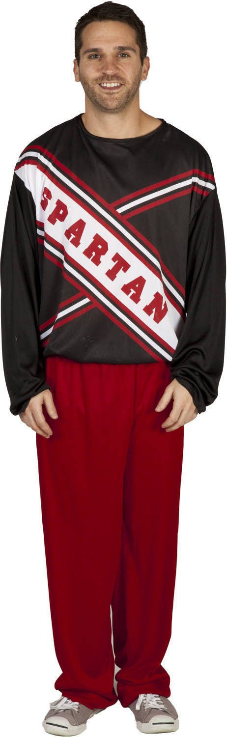 Will Ferrell Spartan Cheerleader Costume