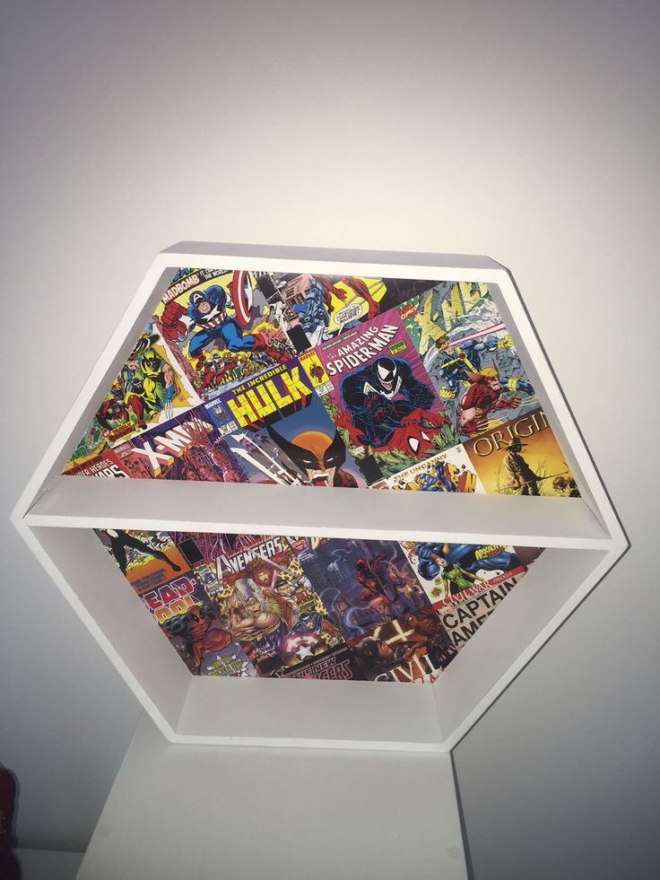 Kmart Hack - Hexagon shadow boxes