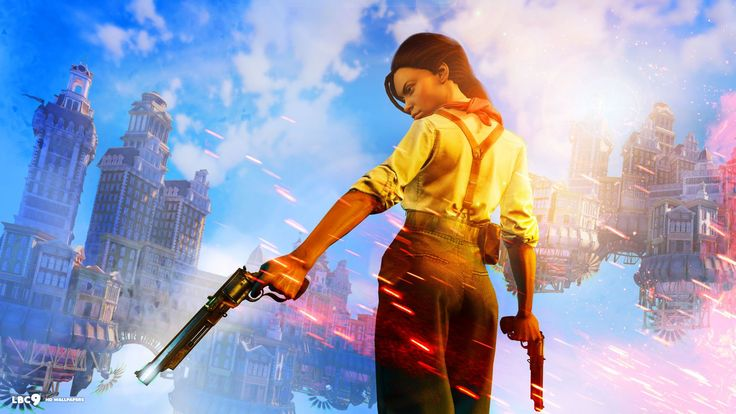 Daisy Fitzroy - bioshock infinite wallpapers and first person shooter games hd backgrounds