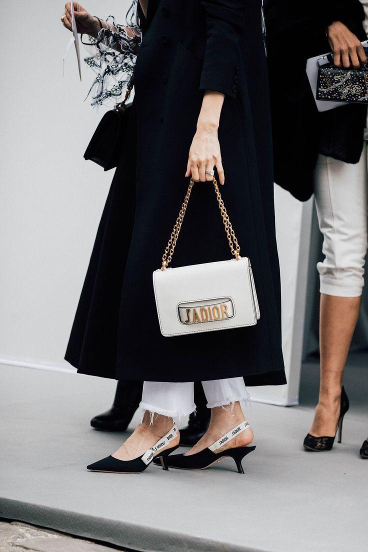 Fall 2017 Paris Fashion Week Street Style - March 2017