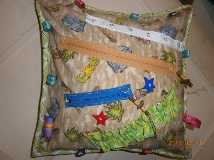 fidget pillow