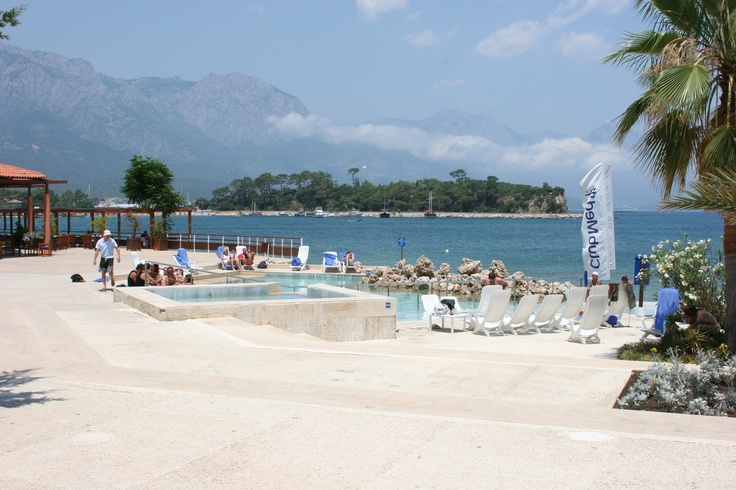 Club Med Kemer, Turkey