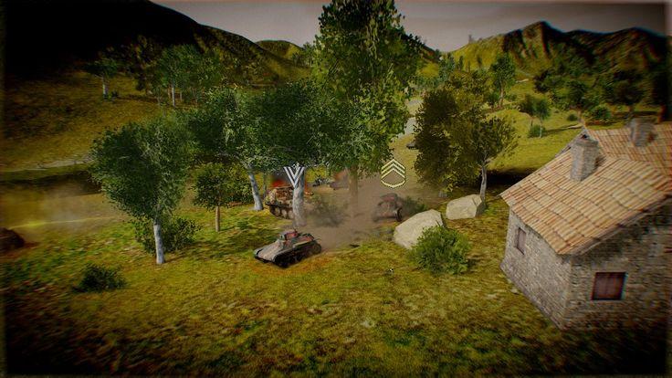Spring 1944 juego basado en la 2ª guerra mundial