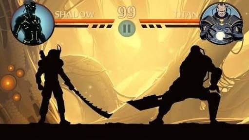 Download shadow fight 2 mod level 99 Apk for Android which