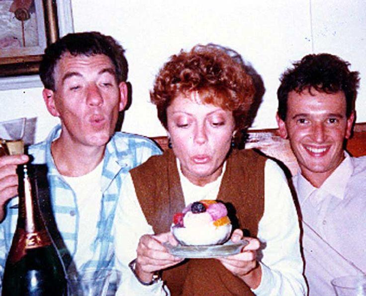 Ian McKellen, Susan Sarandon and Sean Mathias