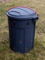 Homemade composter