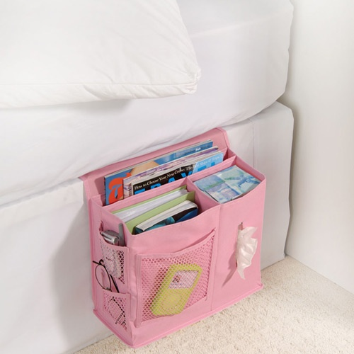 THINGS in PINK: Bedside Storage Caddy