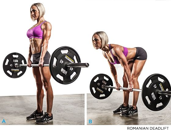 5 DAY WORKOUT ROUTINE FOR GLUTES:  Bodybuilding.com - Round Butt, Rockin' Body: Glute Training For Women