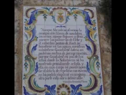 VÍDEO: Castell de GUADALEST (ALACANT).wmv