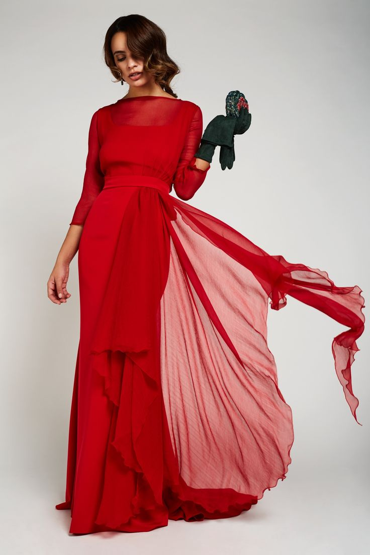 100 best Vestidos estilosos de madrina images on Pinterest | Ball ...