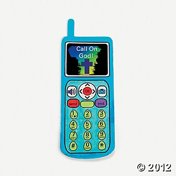Color Your Own Cell Phone Magic Scratch
