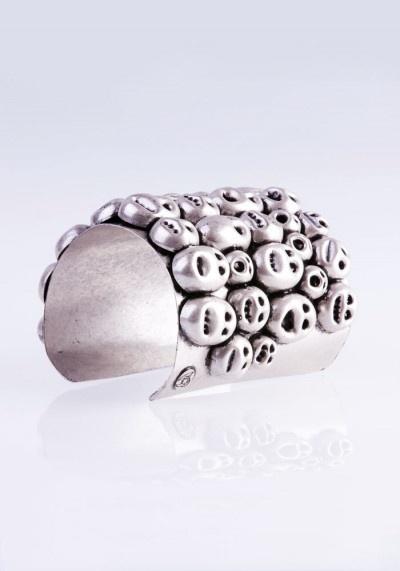"Brass ""Munk"" bracelet by VAMP"
