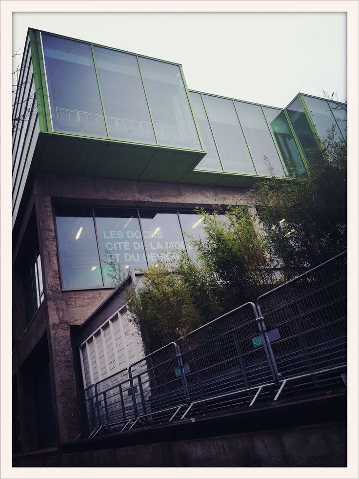 Cité de la Mode et du Design - Paris... #tranoihomme #tranoi #ateliercrearte