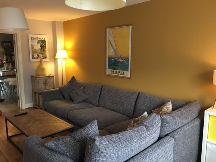 Yellow Sofa November Inspiration | Farrow & Ball | Ideas For The House