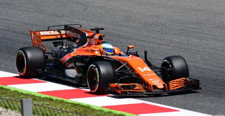 https://flic.kr/p/UWwhee | McLaren MCL-32 / Fernando Alonso / ESP / McLaren Honda