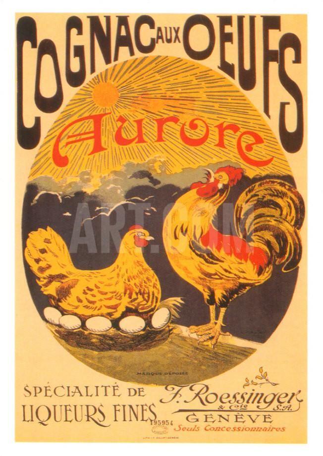Cognac Aux Oeufs Art Print at eu.art.com