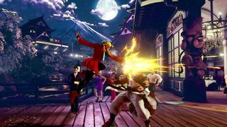 Sabías que La próxima beta de Street Fighter V tendrá juego cruzado entre PS4 y PC