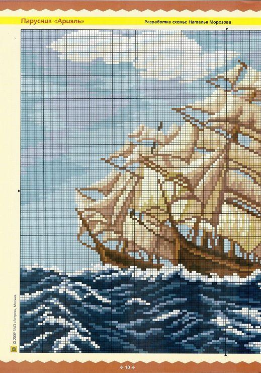 Zeilboot 6