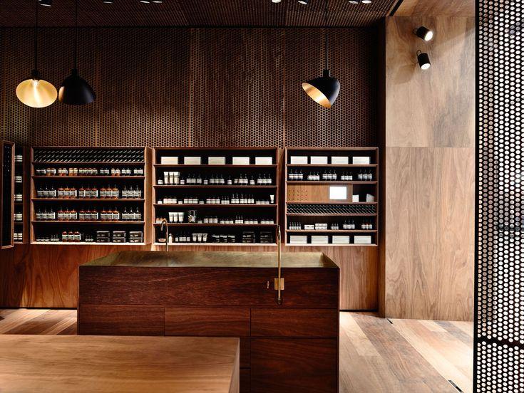 Aesop Emporium by Kerstin Thompson Architects. Photo by Derek Swalwell | Yellowtrace