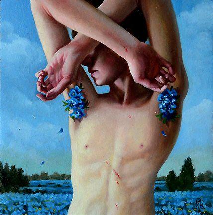 Gardener's Son | Jana Brike  More Amazing Art & Artworks: https://www.facebook.com/AmazingArtAndArtworks