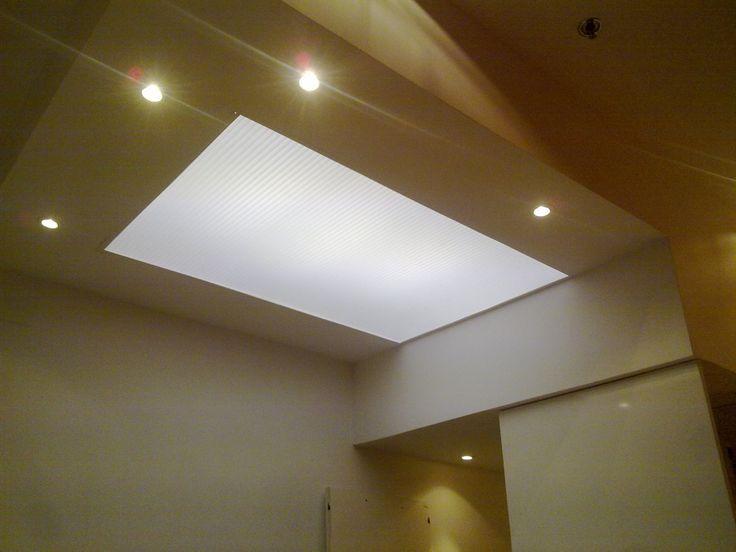 M s de 25 ideas incre bles sobre techo de dos niveles en - Iluminacion falso techo ...