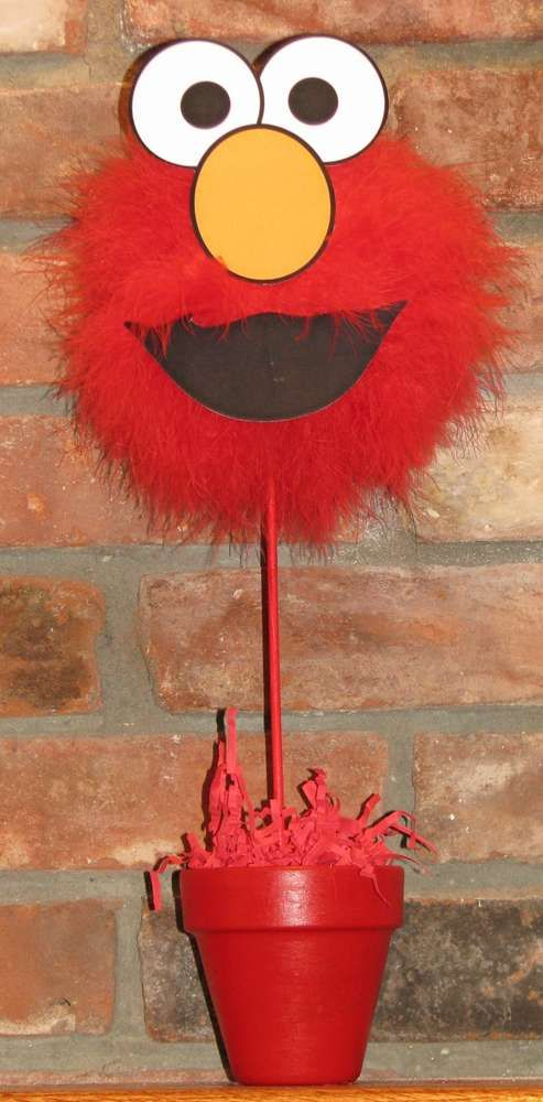 Sesame Street Birthday Party Ideas | Photo 16 of 39 | Catch My Party