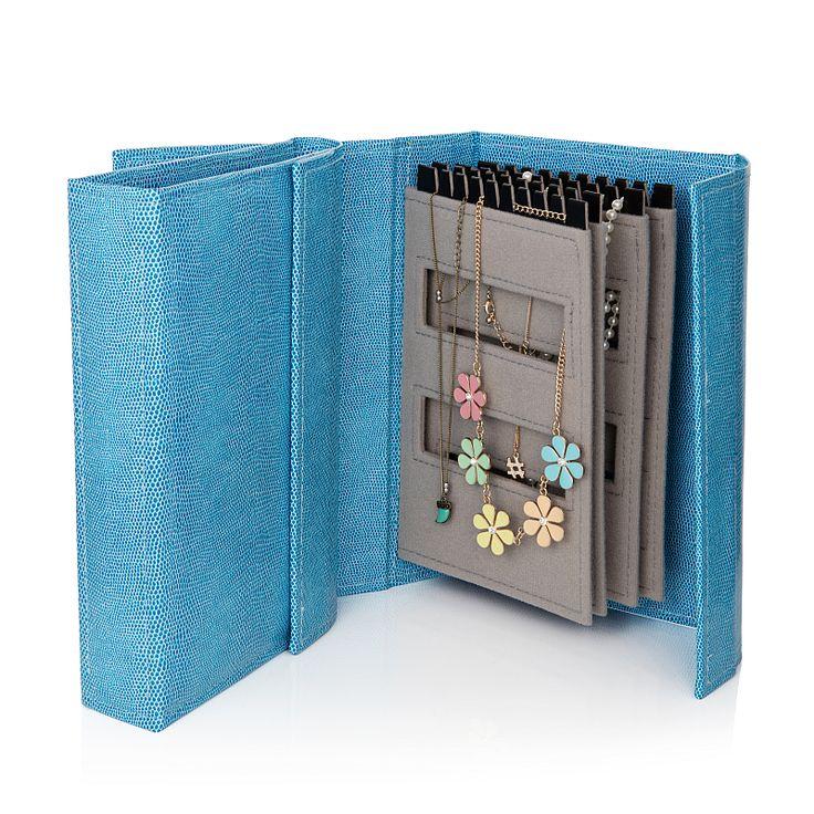 Little Book of Earrings - Blue Lizard