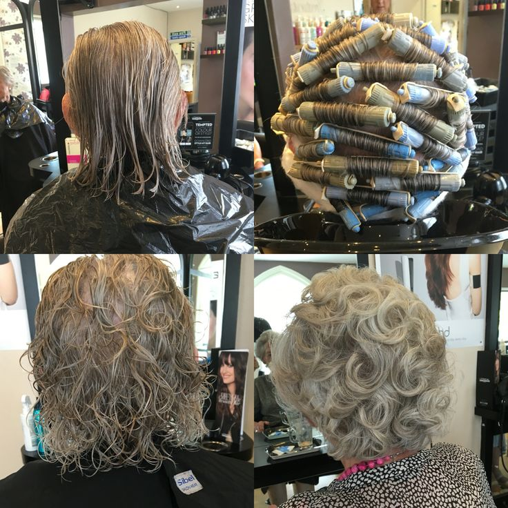 Pin By Dana Joe On Cosmetology Short Permed Hair Permed