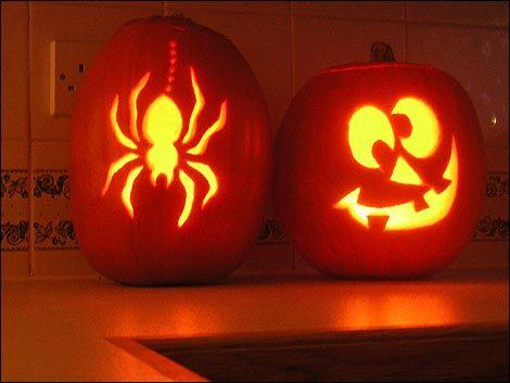 112 Best Halloween 2 Pumpkins Images On Pinterest