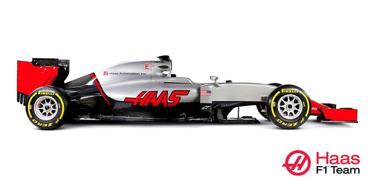 "The American Haas F1 Team has revealed its Formula 1 car for the 2016 season. The car is named the ""VF-16""."