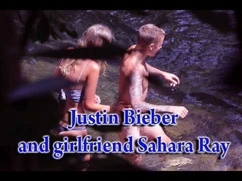 Justin Bieber and girlfriend Sahara Ray ~ uncensored naked pictures fina...