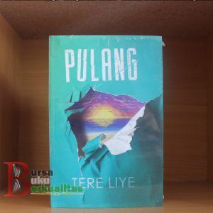 Jual Novel PULANG Karya Tere Liye