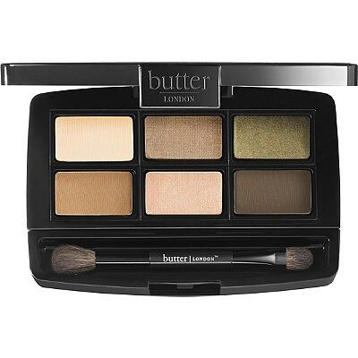 Butter London Shadow Clutch Palette, good for hazel eyes
