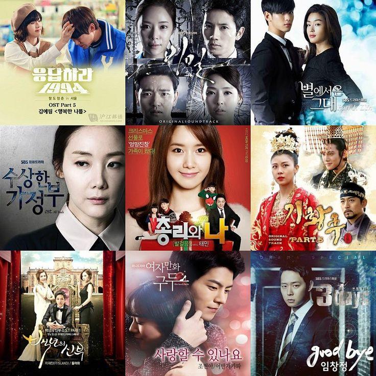 Korean Drama OST