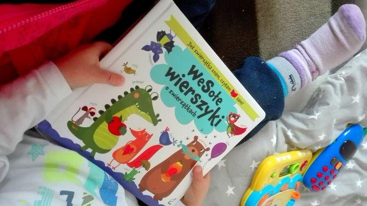 Urocze obrazki, proste teksty, zabawne historie i wspólne czytanie, czyli świetny pomysł na spędzenie czasu ze swoim dzieckiem!       ...