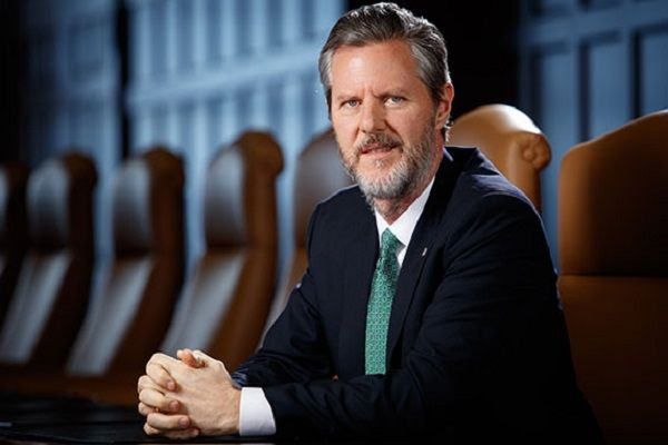 Evangelical Christian Jerry Falwell Jr. to Lead Higher Education Task Force.