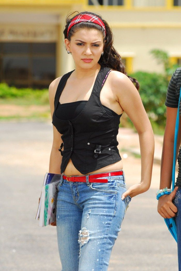 Hansika Tight Jeans Photos Heroines Images Girls