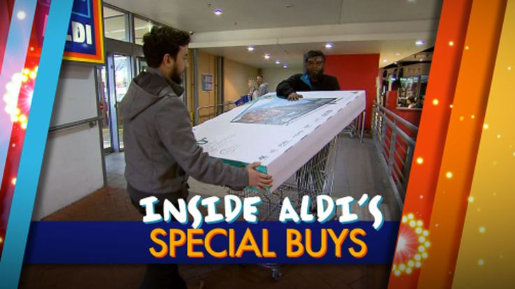 ALDI special buys takes on two Dyson vacuum cleaners - 9Honey #757Live