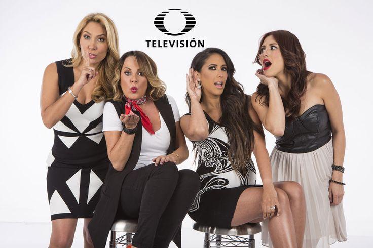 Conoce a las talentosos conductoras del nuevo programa de revista y espectáculos llamado Cuéntamelo Ya!