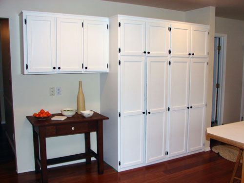 Built In Pantry Cabinet: 135 Best Images About Pantry On Pinterest