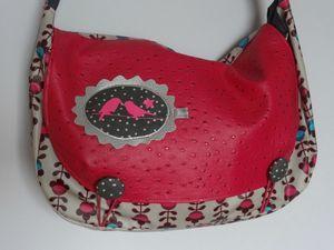 DSC03813 (Copier) :: Un sac en tissu enduit bien joli!