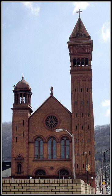 St. John's Roman Catholic Church, Johnstown, Pennsylvania
