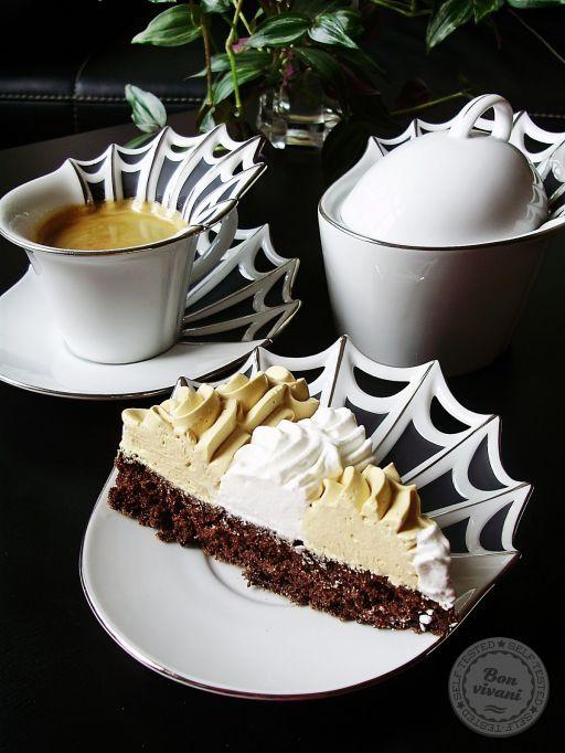 Karamelový harlekýn • bonvivani.sk - one of my favorite cakes (Slovak language)