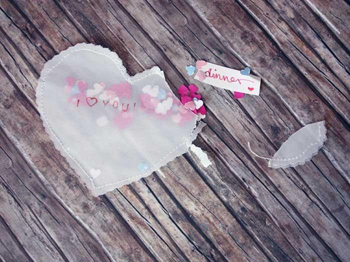 Gutscheine zu verschenken ist unoriginell? Sicher nicht mit dieser einzigartigen Verpackung mit ganz viel Konfetti! Katja von maedchenmitherz zeigt Dir wie es geht!