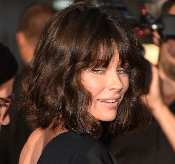 Celebrity Get The Look: Evangeline Lilly's Hair At The Premiere Of ...